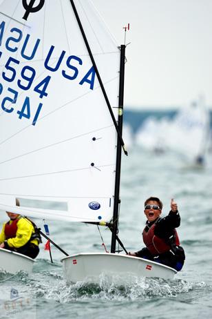 Olimpic Optimist Race Sails