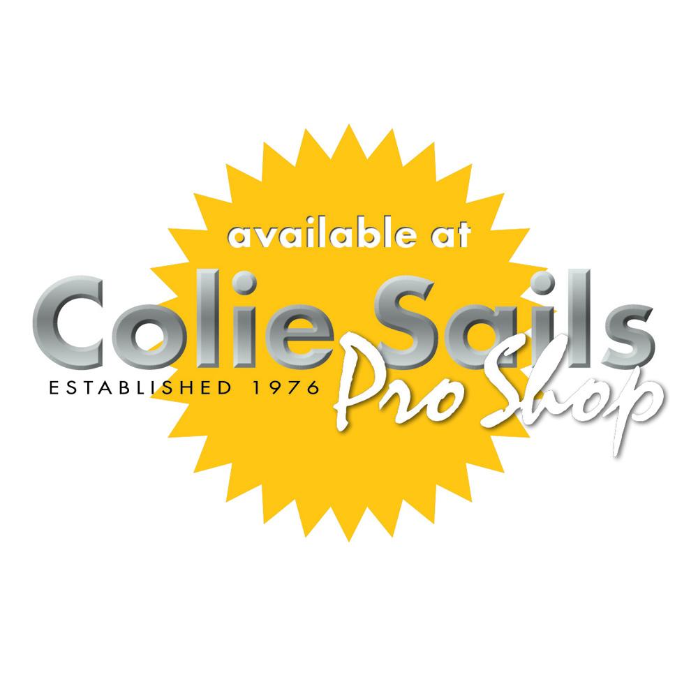 Colie Deluxe Laser® Spar Bag loaded on trailer