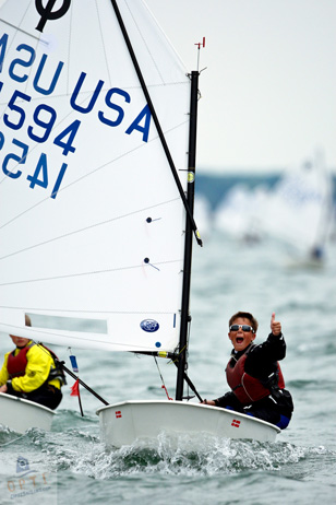 Olimpic Optimist Race Sails