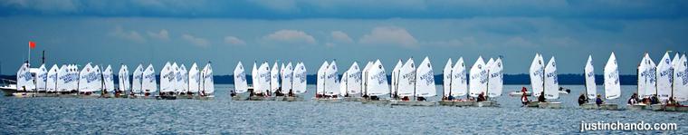 Olimpic Optimist Sails